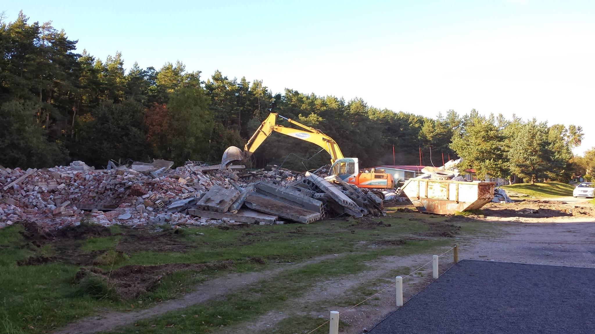 Statybinių atliekų išvežimas ir tvarkymas